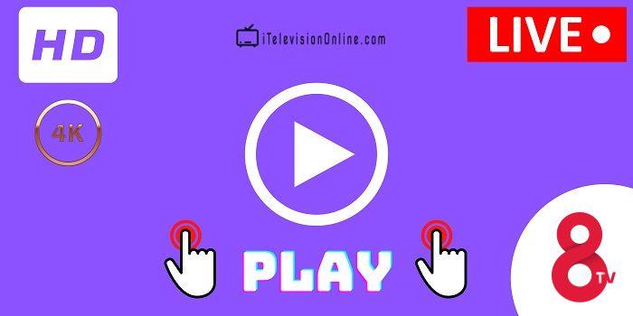 ver 8tv en directo online