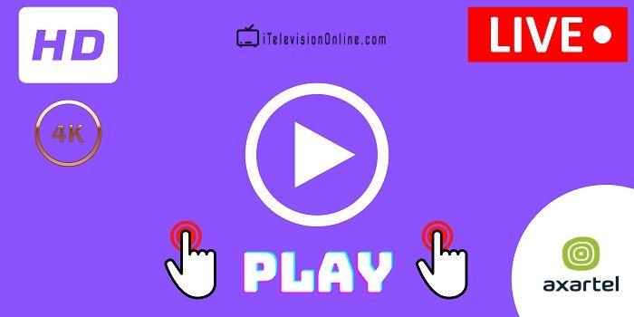 ver axartel tv en directo online