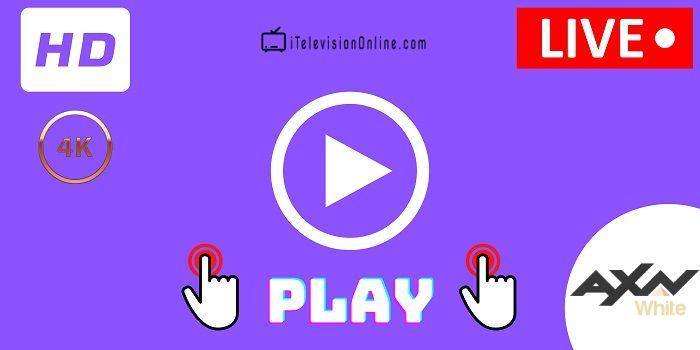 ver axn white en directo online