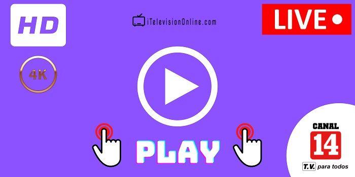 ver canal 14 cali en vivo online