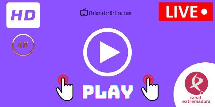 ver canal extremadura en directo online