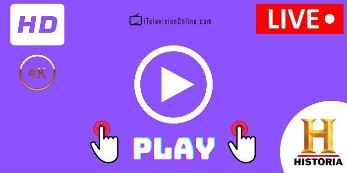 ver canal historia en directo online