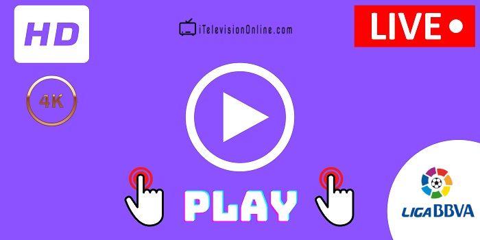 ver liga bbva en directo online