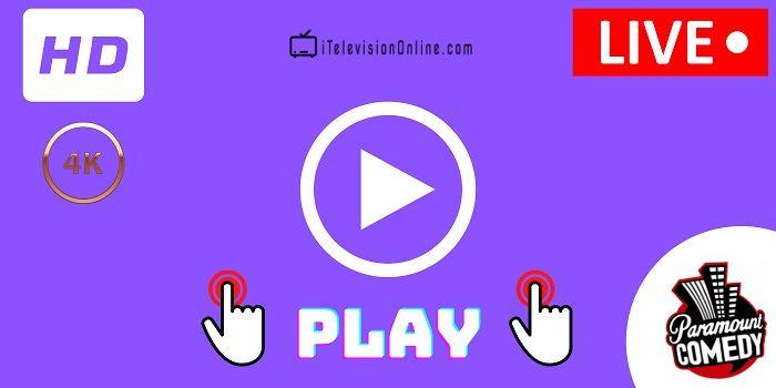 ver paramount comedy en directo online