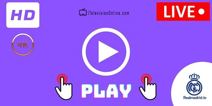 ver real madrid tv en directo online