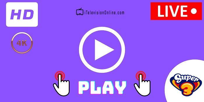 ver super3 en directo online