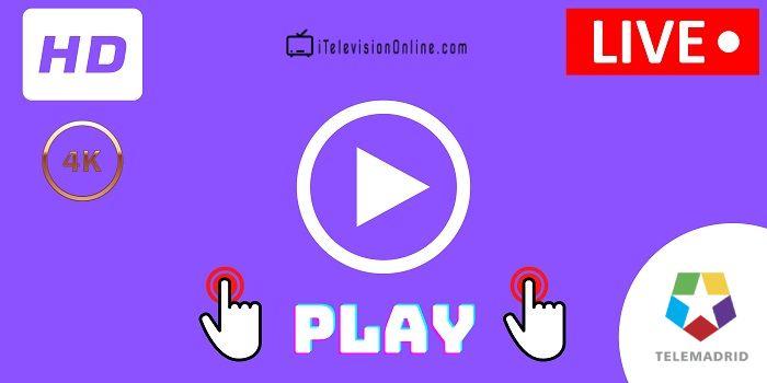 ver telemadrid en directo online